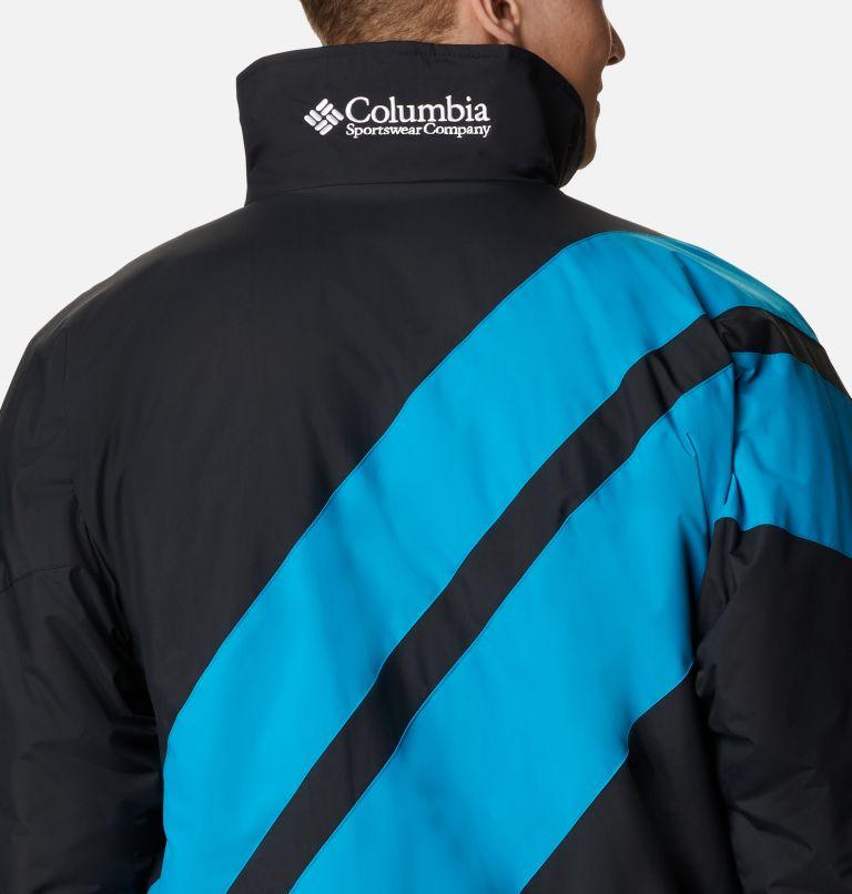 Sideline™ Parka | 011 | XL Men's Sideline Parka, Black, Fjord Blue, a4