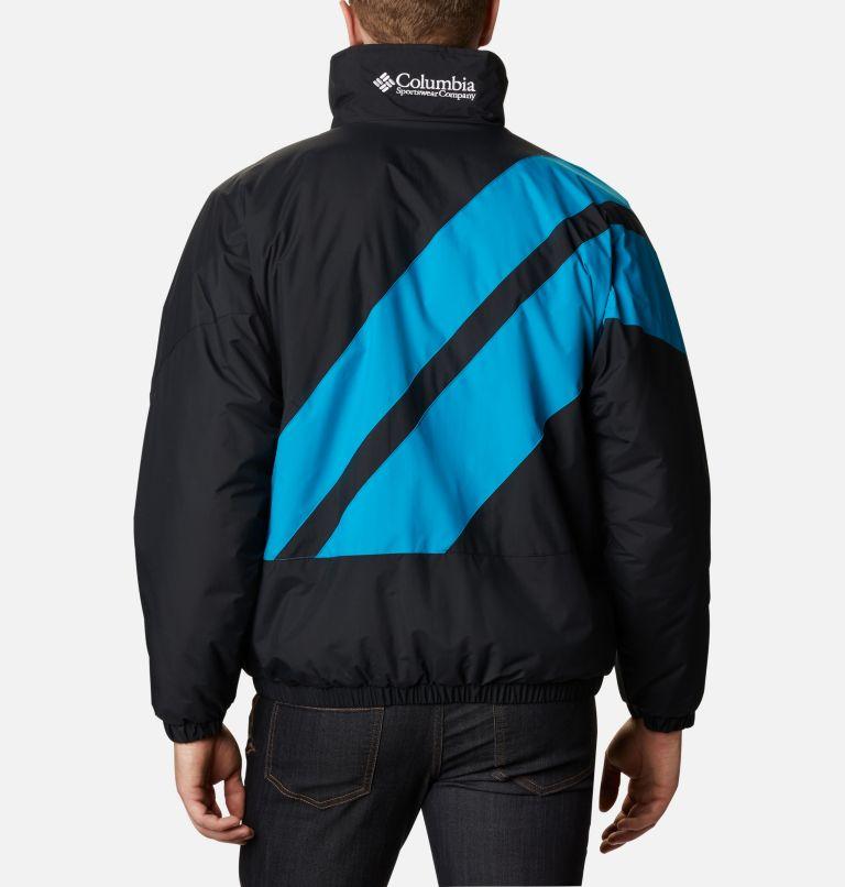 Sideline™ Parka | 011 | XL Men's Sideline Parka, Black, Fjord Blue, back