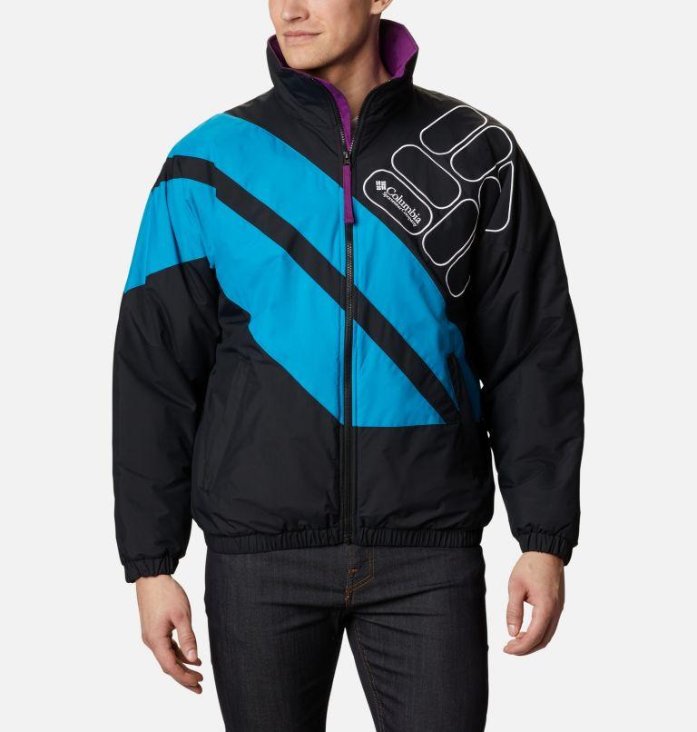 Sideline™ Parka | 011 | XL Men's Sideline Parka, Black, Fjord Blue, front