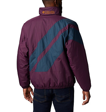 Parka Sideline Homme Sideline™ Parka | 011 | S, Black Cherry, Night Shadow, back