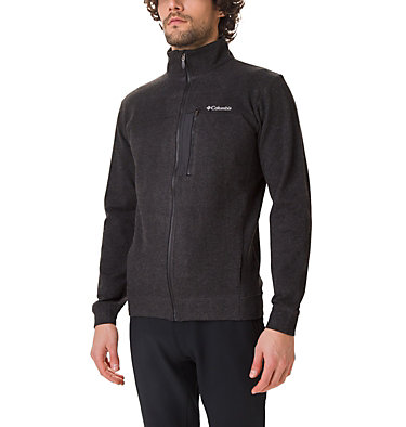 Panorama™ Full Zip Fleece für Herren Panorama™ Full Zip | 030 | S, Black, front