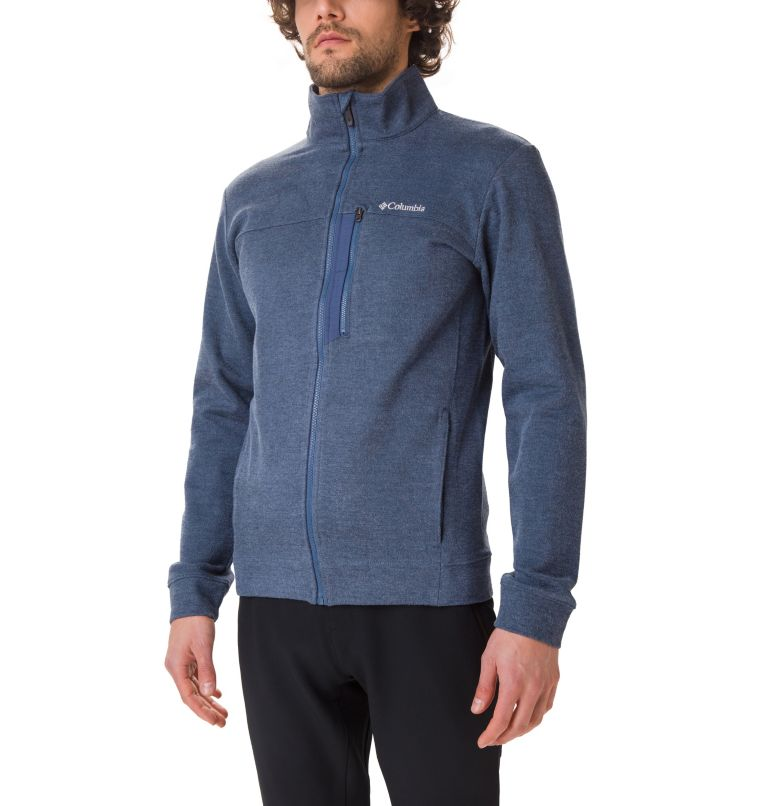 Panorama™ Full Zip | 478 | XXL Men's Panorama™ Full Zip Fleece, Dark Mountain, front