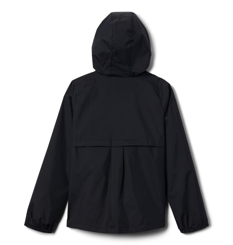 Switchback™ II Jacket | 011 | S Girls' Switchback™ II Jacket, Black, back