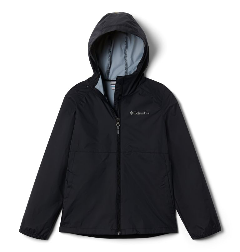 Switchback™ II Jacket | 011 | S Girls' Switchback™ II Jacket, Black, front