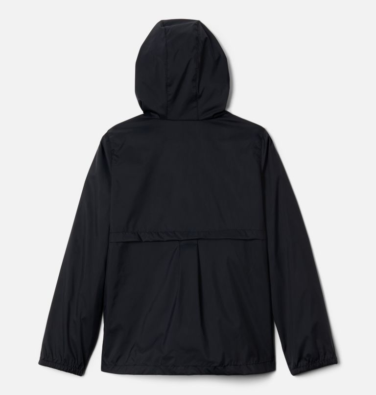 Switchback™ II Jacket | 012 | XXS Girls' Switchback™ II Jacket, Black, back