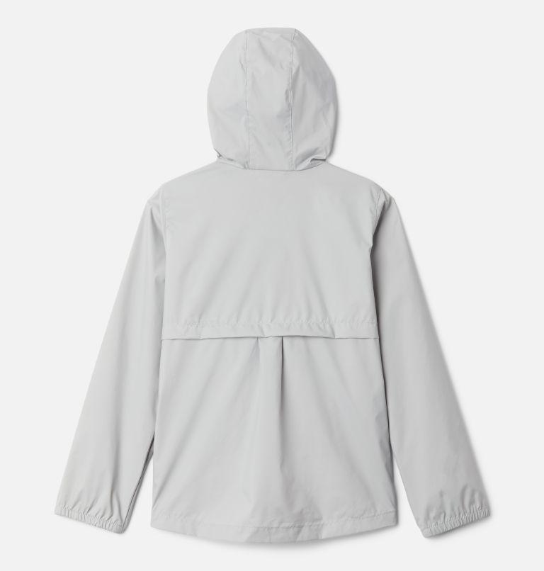 Switchback™ II Jacket   039   XXS Girls' Switchback™ II Jacket, Columbia Grey, back