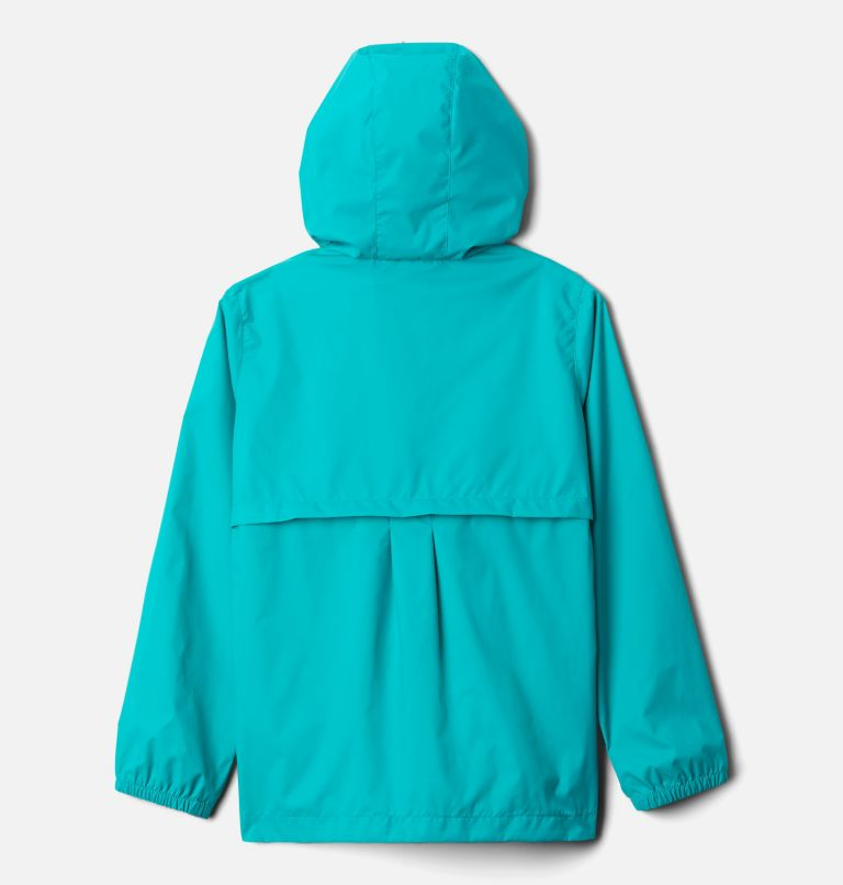Switchback™ II Jacket | 360 | XXS Girls' Switchback™ II Jacket, Tropic Water, back