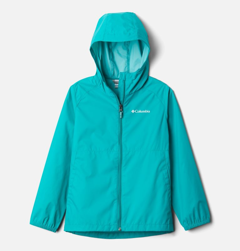 Switchback™ II Jacket | 360 | XXS Girls' Switchback™ II Jacket, Tropic Water, front