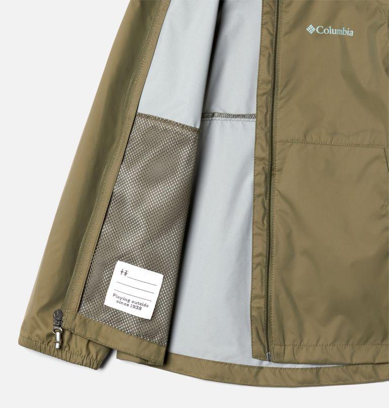 Switchback™ II Jacket | 397 | M Girls' Switchback™ II Jacket, Stone Green, a1