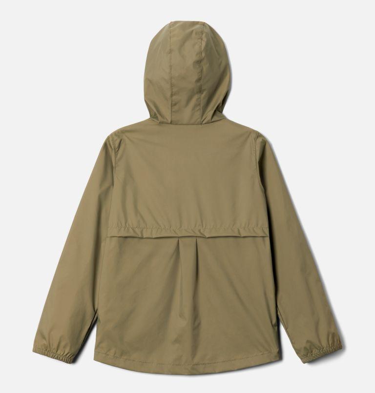 Switchback™ II Jacket | 397 | M Girls' Switchback™ II Jacket, Stone Green, back