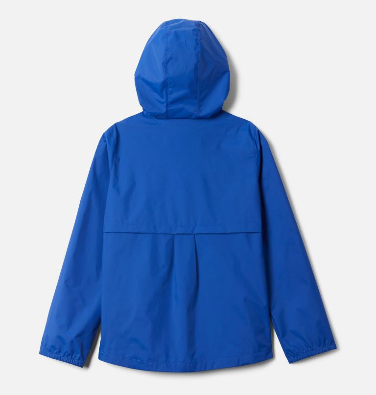 Switchback™ II Jacket | 410 | S Girls' Switchback™ II Jacket, Lapis Blue, back