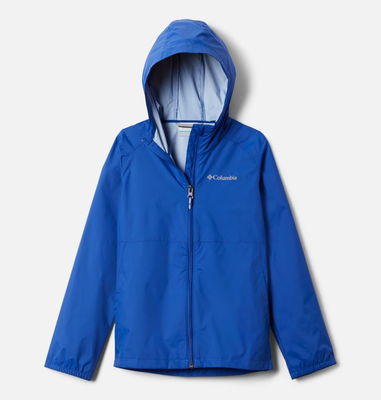 Switchback™ II Jacket | 410 | S Girls' Switchback™ II Jacket, Lapis Blue, front