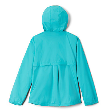 Girls' Switchback™ II Jacket Switchback™ II Jacket | 634 | XS, Bright Aqua, back