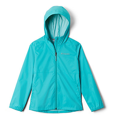 Girls' Switchback™ II Jacket Switchback™ II Jacket | 634 | XS, Bright Aqua, front