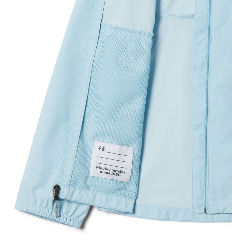 Switchback™ II Jacket | 490 | S Girls' Switchback™ II Jacket, Spring Blue, a1