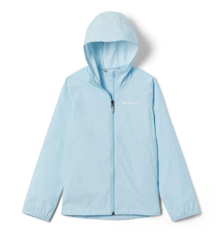 Switchback™ II Jacket | 490 | S Girls' Switchback™ II Jacket, Spring Blue, front