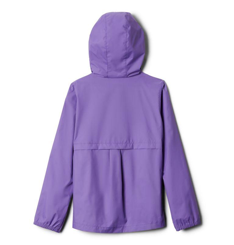 Switchback™ II Jacket | 576 | XXS Girls' Switchback™ II Jacket, Grape Gum, back