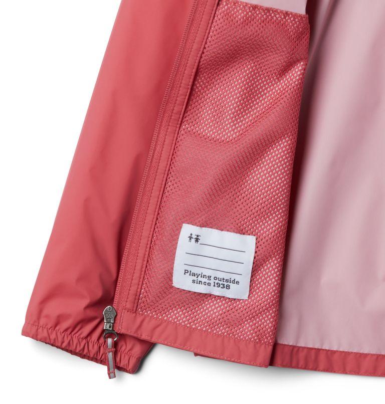 Switchback™ II Jacket   634   L Girls' Switchback™ II Jacket, Rouge Pink, a1
