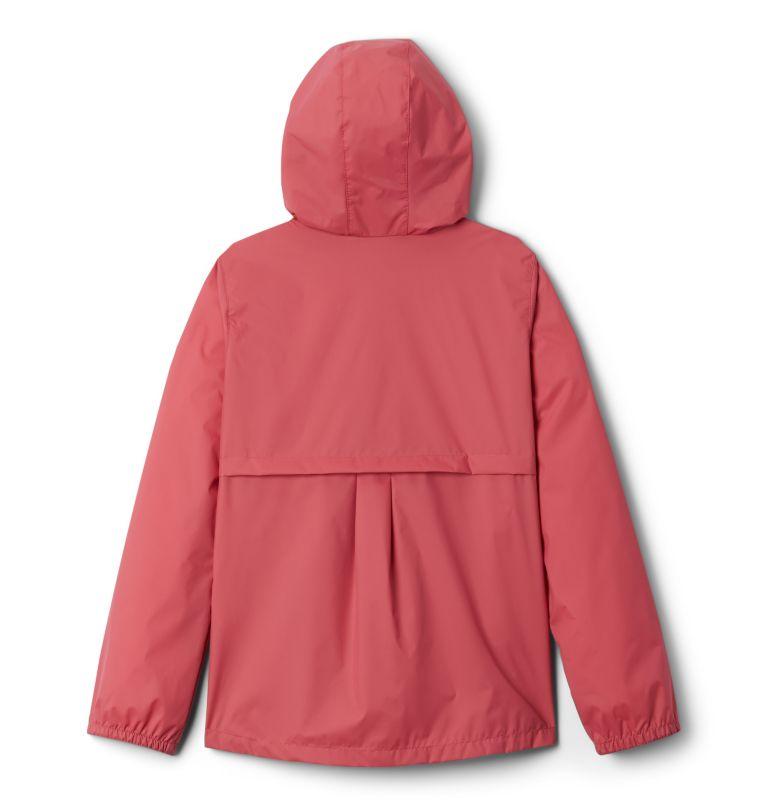 Switchback™ II Jacket | 634 | S Girls' Switchback™ II Jacket, Rouge Pink, back