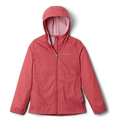 Girls' Switchback™ II Jacket Switchback™ II Jacket | 634 | XS, Rouge Pink, front