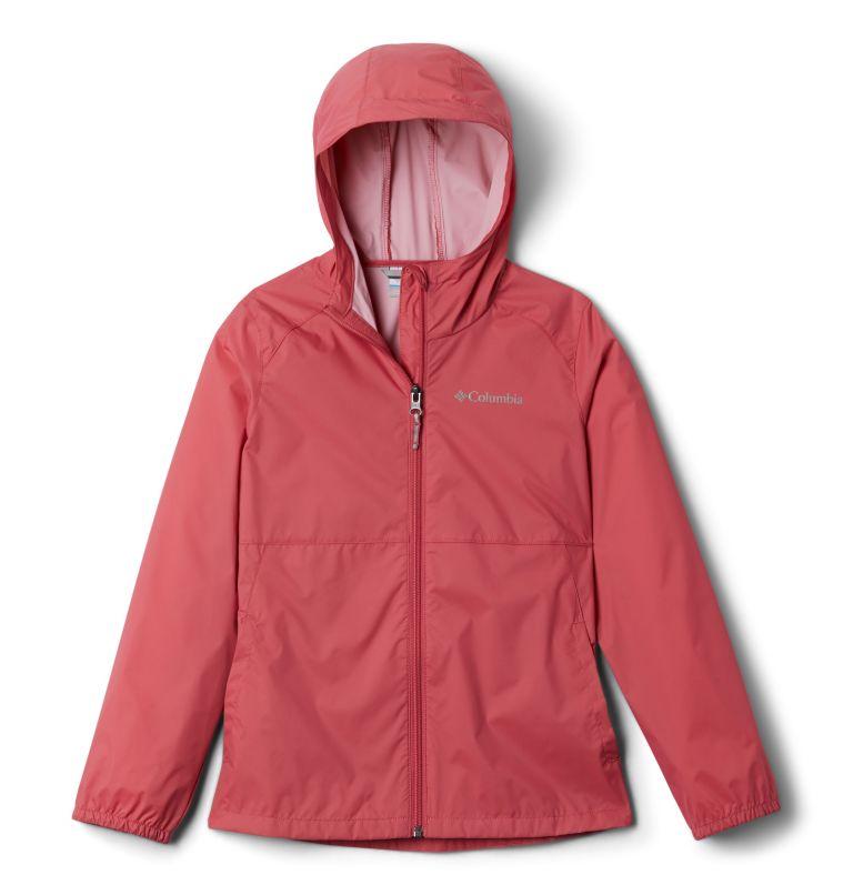 Switchback™ II Jacket | 634 | S Girls' Switchback™ II Jacket, Rouge Pink, front