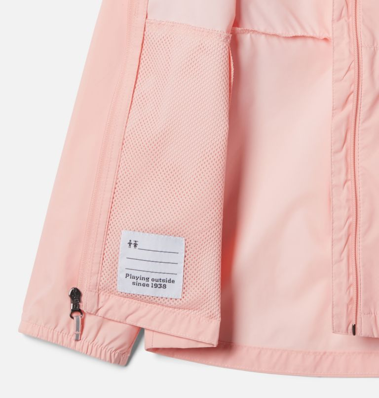 Switchback™ II Jacket | 669 | XXS Girls' Switchback™ II Jacket, Pink Sand, a1