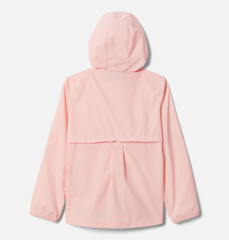 Switchback™ II Jacket | 669 | XXS Girls' Switchback™ II Jacket, Pink Sand, back