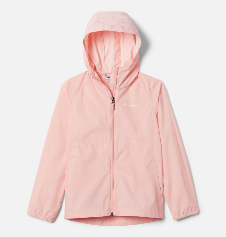 Switchback™ II Jacket | 669 | XXS Girls' Switchback™ II Jacket, Pink Sand, front
