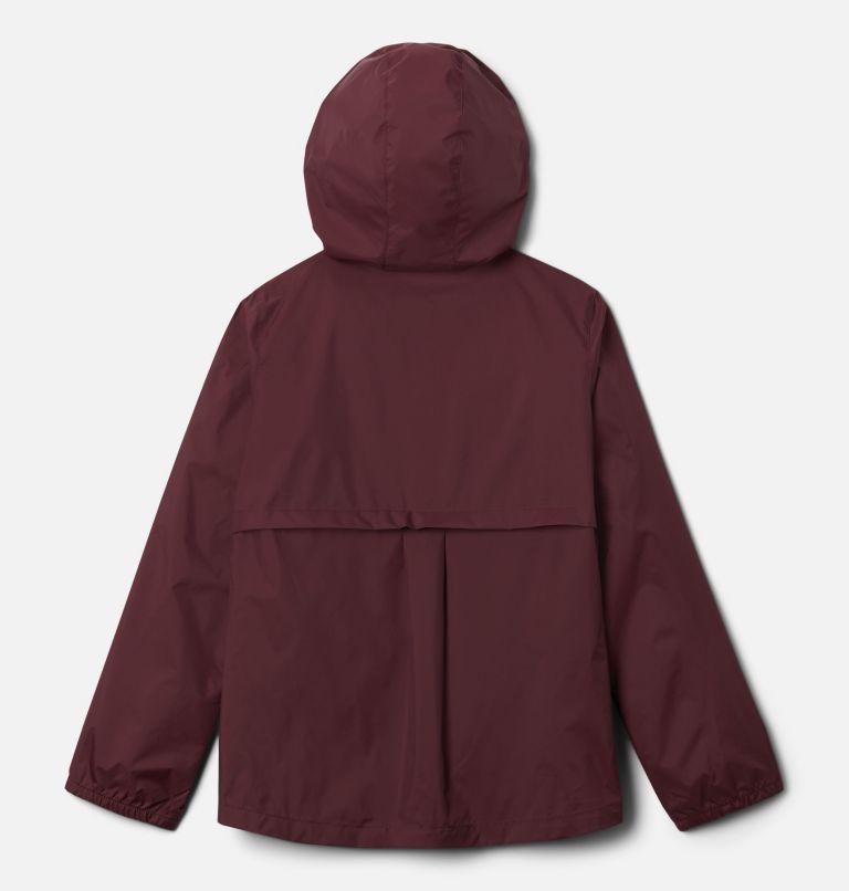 Switchback™ II Jacket | 671 | XS Girls' Switchback™ II Jacket, Malbec, back