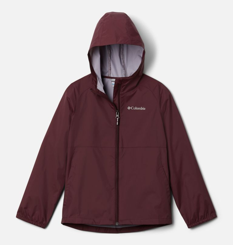 Switchback™ II Jacket | 671 | L Girls' Switchback™ II Jacket, Malbec, front