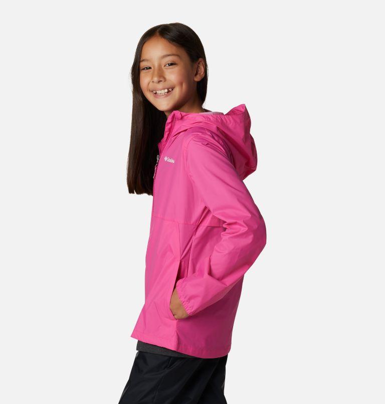 Switchback™ II Jacket | 695 | L Girls' Switchback™ II Jacket, Pink Ice, a1