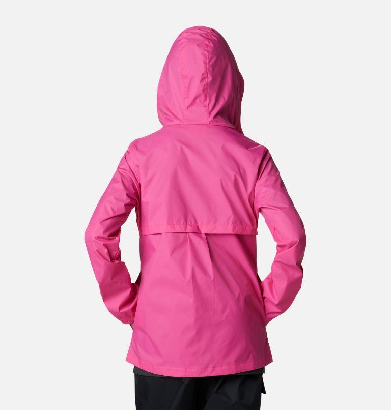 Switchback™ II Jacket | 695 | L Girls' Switchback™ II Jacket, Pink Ice, back