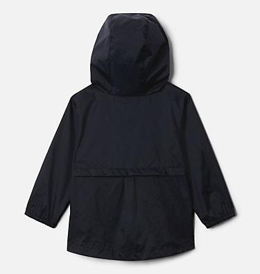 Girls' Toddler Switchback II Rain Jacket Switchback™ II Jacket   576   2T, Black, back