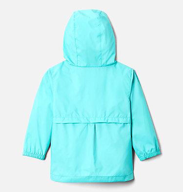 Girls' Toddler Switchback II Rain Jacket Switchback™ II Jacket   576   2T, Dolphin, back