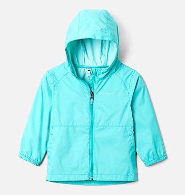 Girls' Toddler Switchback II Rain Jacket Switchback™ II Jacket   576   2T, Dolphin, front