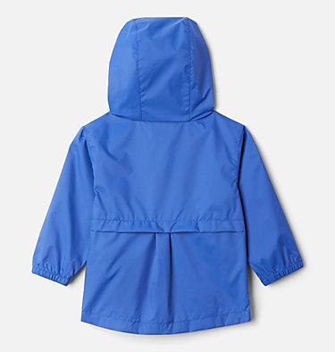 Girls' Toddler Switchback II Rain Jacket Switchback™ II Jacket   576   2T, Lapis Blue, back