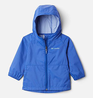 Girls' Toddler Switchback II Rain Jacket Switchback™ II Jacket   576   2T, Lapis Blue, front