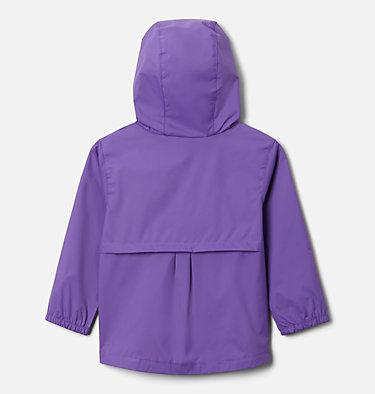 Girls' Toddler Switchback II Rain Jacket Switchback™ II Jacket   576   2T, Grape Gum, back