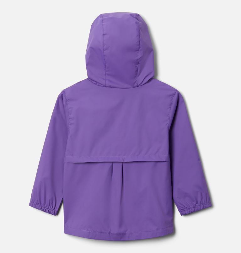 Girls' Toddler Switchback II Rain Jacket Girls' Toddler Switchback II Rain Jacket, back