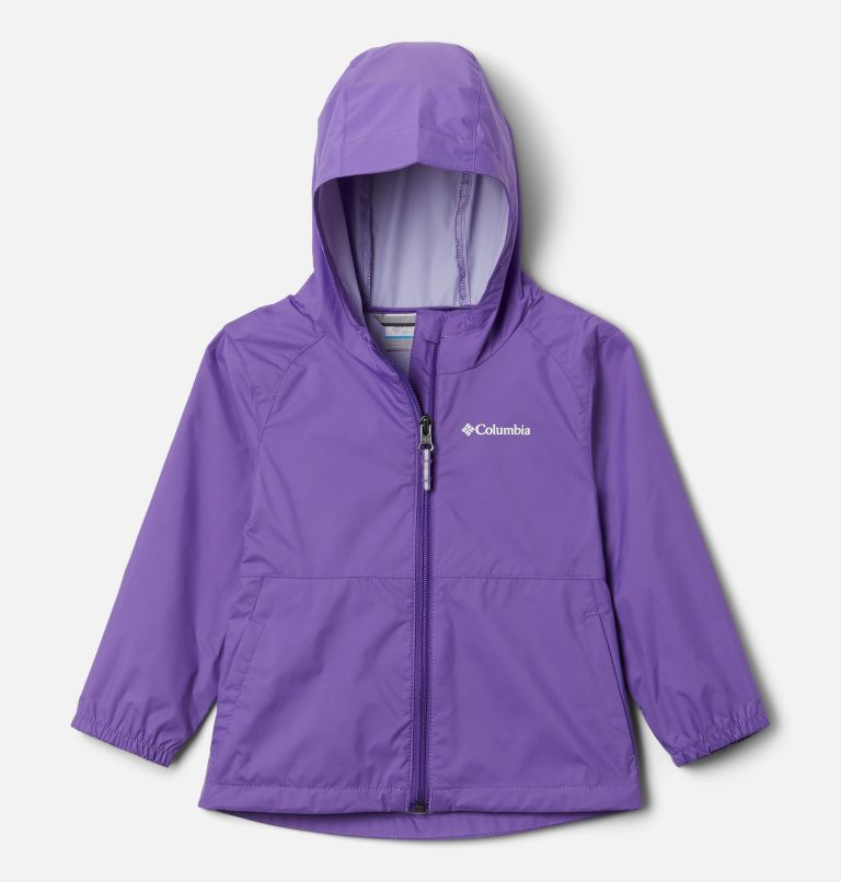 Girls' Toddler Switchback II Rain Jacket Girls' Toddler Switchback II Rain Jacket, front