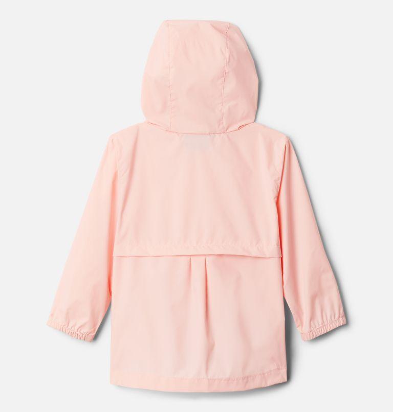 Girls' Toddler Switchback II Rain Jacket Girls' Toddler Switchback II Rain Jacket, back