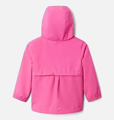 Girls' Toddler Switchback II Rain Jacket Switchback™ II Jacket   576   2T, Pink Ice, back