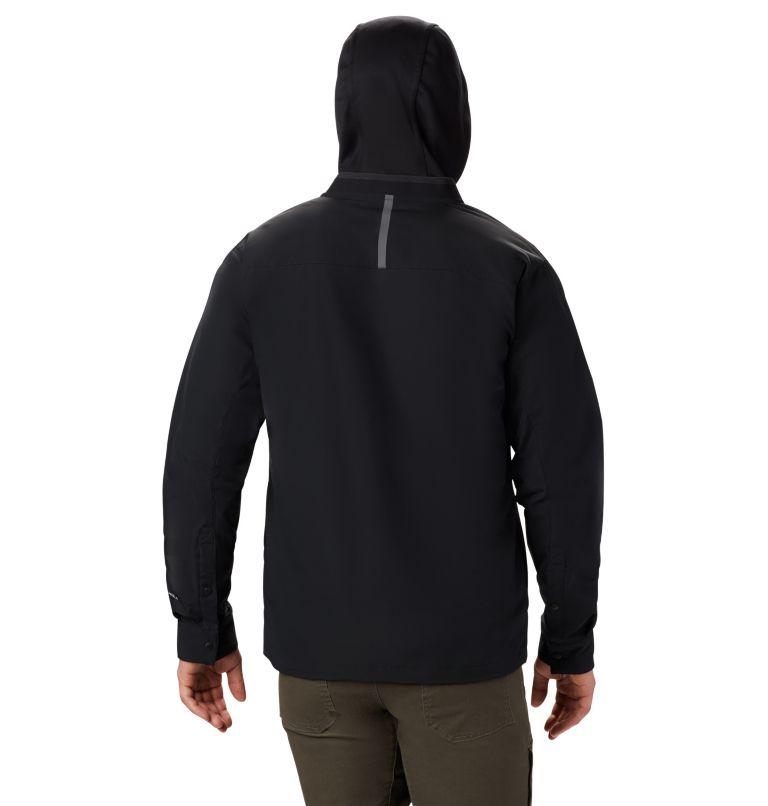 Men's Tech Trail™ Hooded Interchange Jacket Men's Tech Trail™ Hooded Interchange Jacket, back