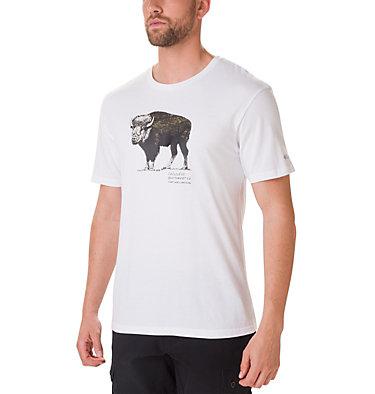 T-Shirt Manches Courtes Graphique Muir Pass Homme , front