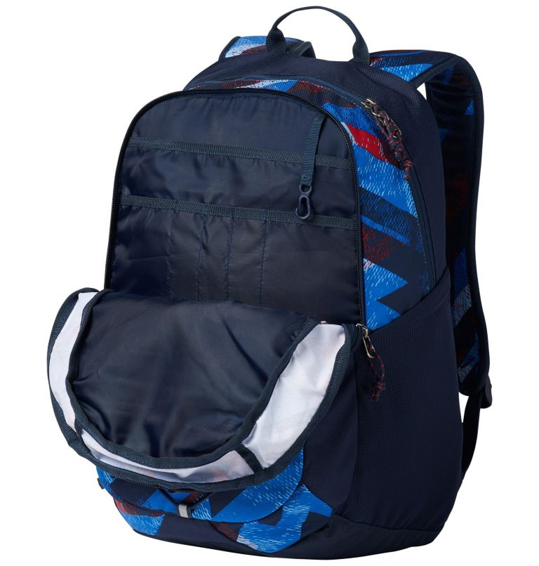 Northport™ II Daypack | 464 | O/S Northport™ II Daypack, Collegiate Navy Geo Dashed Camo, a1
