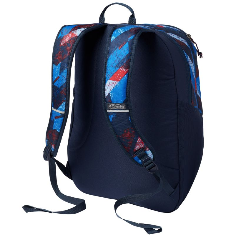 Northport™ II Daypack | 464 | O/S Northport™ II Daypack, Collegiate Navy Geo Dashed Camo, back