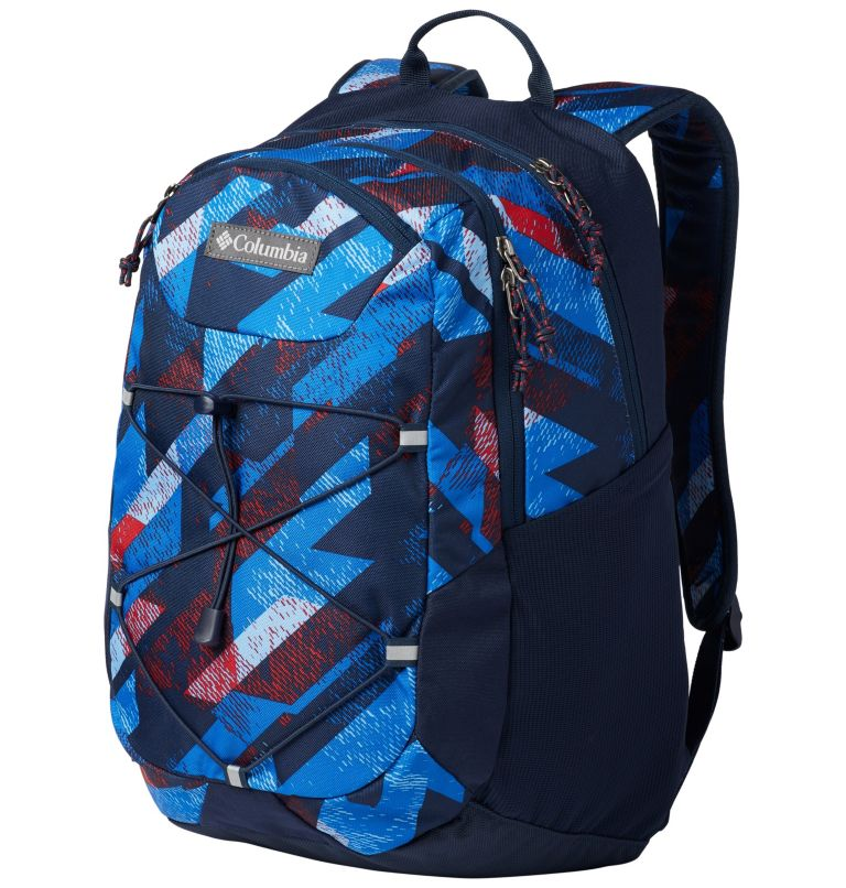 Northport™ II Daypack | 464 | O/S Northport™ II Daypack, Collegiate Navy Geo Dashed Camo, front