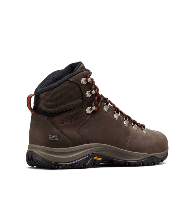 Men's 100MW™ Titanium OutDry™ Hiking Boot Men's 100MW™ Titanium OutDry™ Hiking Boot, 3/4 back