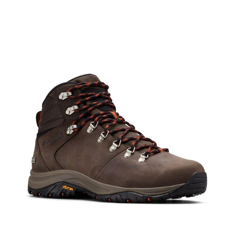 Men's 100MW™ Titanium OutDry™ Hiking Boot Men's 100MW™ Titanium OutDry™ Hiking Boot, 3/4 front