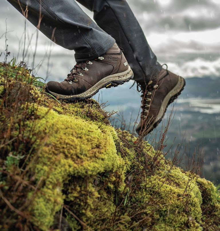 Men's 100MW™ Titanium OutDry™ Hiking Boot Men's 100MW™ Titanium OutDry™ Hiking Boot